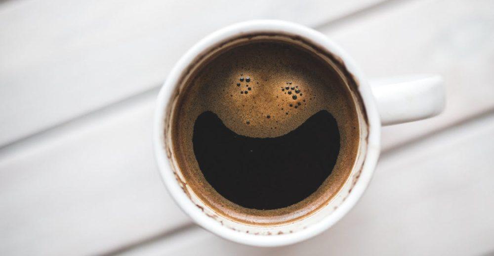 Když káva, tak černá